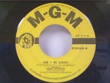 "DEBBIE REYNOLDS ""AM I IN LOVE / WHAT GOOD IS A GAL"" 45"