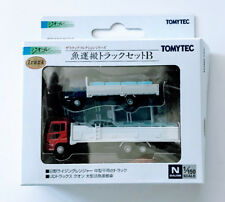 Tomytec N Scale 287896 Fish Transport Truck B