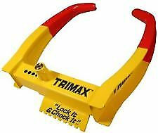 TRIMAX TCL75 Trailor Wheel Lock Boot