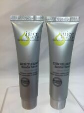 (2) Juice Beauty Stem Cellular Anti-Wrinkle Booster Serum Travel Deluxe