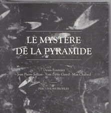 DENIS FOURNIER CD  LE MYSTERE DE LA PYRAMIDE