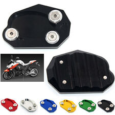 Motorcycle Side Stand Enlarge For Kawasaki Z1000 Z1000SX ZX10R ER6N ZX6R Z800