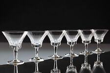 Likör & Grappagläser im Vintage -/Retro-Stil aus Kristall