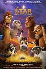 "THE STAR (2017) - 11""x17"" Original Promo Movie Poster - Oprah Winfrey - Key"