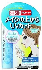 Privacy UV Face Mist Sunscreen SPF50+/PA++++ 40mL Non Gas/Aerosol F/S Japan