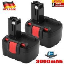2x Akku für Bosch BAT038 BAT140 BAT041 2607335263 GSB GSR PSR 14.4 VE2 VE2 3,0Ah