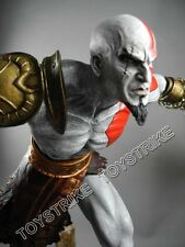 "God of War 12"" Kratos RESIN STATUE NEW"