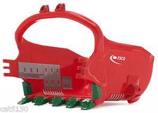 """Esco 155 Cubic Yard Dragline Bucket - """"RED"""" - 1/50 - Weiss Bros"""