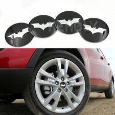 4pcs Batman Logo Universal Car Auto Wheel Center Hub Cap Badge Sticker Decal