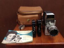 Bell & Howell 8mm Movie Camera~ Model 417