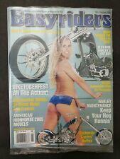 EasyRiders Magazine February 2005 Biketoberfest American Ironhorse Sickasso