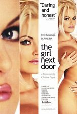 THE GIRL NEXT DOOR Movie POSTER 27x40 Stacy Valentine Jack Gallagher Russell