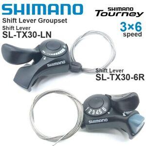 SHIMANO Tourney SL-TX30 3×6 / 3×7 speed Shifter MTB Bike Bicycle Thumb Shifter
