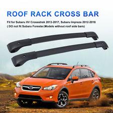OE Factory Style 100% Fit Subaru Impreza XV Crosstrek Aero Roof Rack Cross Bars