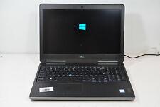 Dell Precision 7510 Xeon E3-1532M v5 2.90GHz, 32GB RAM, 512GB SSD