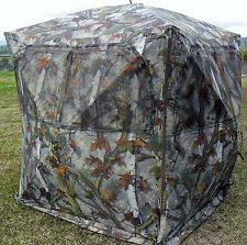 Hunting Blind fast set up hunting Maverick Camouflage Hide/camping gear tent