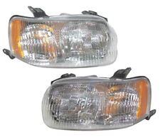 01 02 03 04 Escape Left & Right Headlight Headlamp Lamp Light Pair L+R