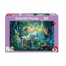Mythical Kingdom: Schmidt childrens Jigsaw Puzzle: 100 piece puzzle age 6 plus