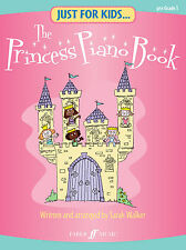 Just For Kids The Princess Piano Solo Beginner EASY SONGS SONGS FABER Music BOOK