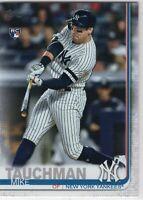2019 Topps Baseball New York Yankees Team Set Series 1 2 and Update  (46 cards)