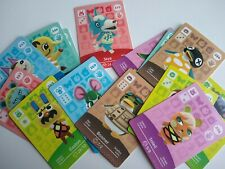 Animal Crossing Series 3 Official Amiibo Cards