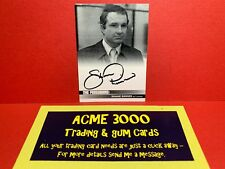 Unstoppable The Persuaders SHANE RIMMER as Lomax Autograph Card SR1 - PROOF
