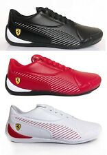 PUMA SCUDERIA FERRARI Sport Car Drift Cat 7S Ultra Men's Casual Shoes Sneakers