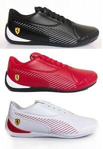 PUMA SCUDERIA FERRARI Sport Car Drift Cat 7S Ultra Men's Casual Shoes Sneakers