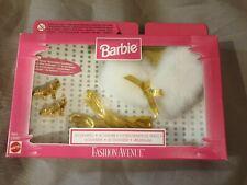 Barbie Fashion Avenue - Golden Accessoires - Mode Set Puppen-Kleidung Set Mattel