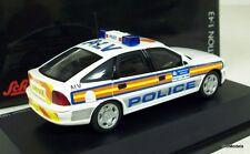 VAUXHALL VECTRA 1997 Metropolitan Police Schuco 450419100 Ltd Edition