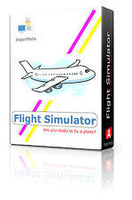 Flight Simulator Ultimate Edition 2017 Flight Test Virtual Plane Windows PC Game