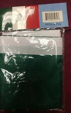 MEXICO FLAG 3X5 SUPER PLOLYESTER