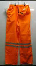 Hi Vis Work Trousers 28 S
