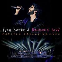 JOSH GROBAN Bridges Live Madison Square Garden (2019) CD + DVD NEW/SEALED