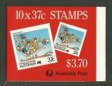 Australia 1988 Living Together 37c booklet--Attractive Topical (1063a/SB60) MNH