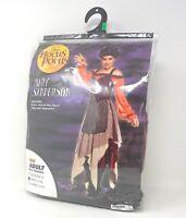 Disney Hocus Pocus Mary Sanderson Halloween Costume Spirit Adult Sz Large 12-14