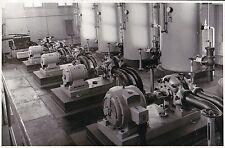 Industria FIERA HANNOVER 1950er anni-POMPE DI STAMPA - 6 ORIGINALE detrazioni Agfa-Brovira