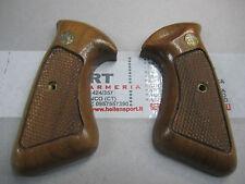 Guance legno   Smith & Wesson  telaio   K