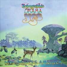 YES - TOPOGRAPHIC DRAMA: LIVE ACROSS AMERICA * NEW CD