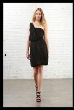 black Country Road drape one shoulder jersey dress sz.XL brand new RRP$179