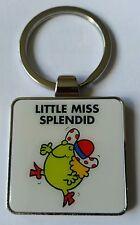 Mr Men & Little Miss. Little Miss Splendid Keyring BNIP