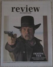 Tommy Lee Jones - Daily Telegraph Review – 15 November 2014