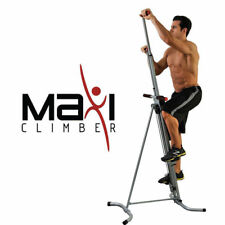 Exercise Maxi Climber Machine Vertical Stepper Cardio Home Gym Fitness Workout