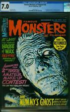 FAMOUS MONSTERS OF FILMLAND 36 CGC 7.0 FN/VF