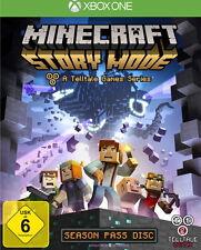 Minecraft: Story Mode -  Xbox One NEU+OVP