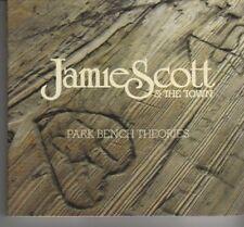 (DE755) Jamie Scott & The Town, Park Bench Theories - 2007 DJ CD