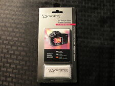 New Giottos SP8254 AEGIS Pro Glass Screen Protector for Canon EOS-30D Camera
