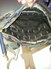 LID for USMC 2nd Generation ILBE Marpat Backpack LID / Dust cover