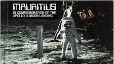 MAURITIUS: BOOKLET 1979 Anniversary of Moon Landing SG SB4 MNH
