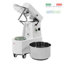 Teigknetmaschine Teigmaschine ideal f Bäckereien 48 Liter /42kg /400V Gastlando